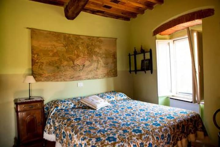 I Pirami nei Borghi_Pinocchio_Casa antica 2+1 pers - Pescia - Huis