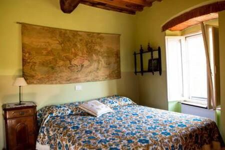 I Pirami nei Borghi_Pinocchio_Casa antica 2+1 pers - Pescia
