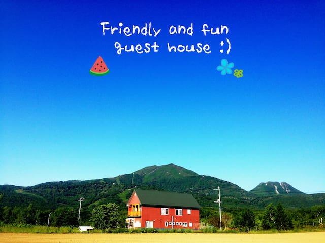 Guest House Gurigura☆Female only twin ☆ Half Board