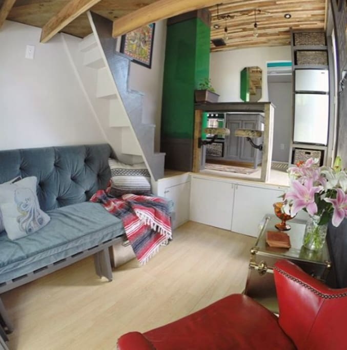 Small House For Rent: Tiny Houses For Rent In St