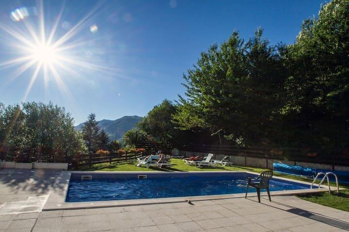 Apartamento de Sol Y Nieve en Baqueira - Juneda - Pis
