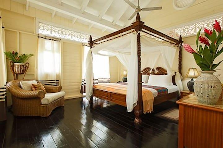 Fond Doux Plantation & Resort, Two Bedroom Cottage