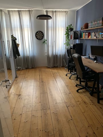 Schöne 3 Raum Wohnung zentrumsnah ab August!