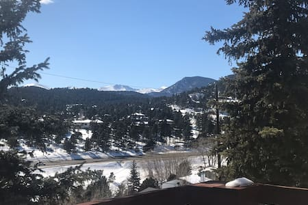 Central Evergreen Guest Suite-Views!