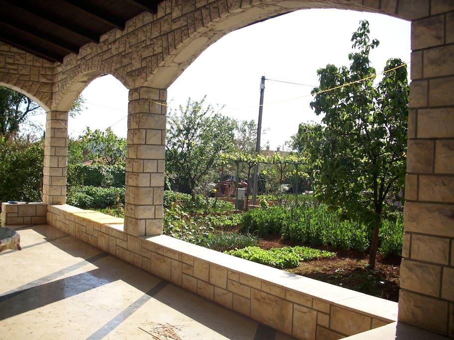 Community terrace