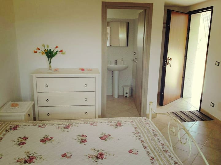Double Room with terrace Puglia.