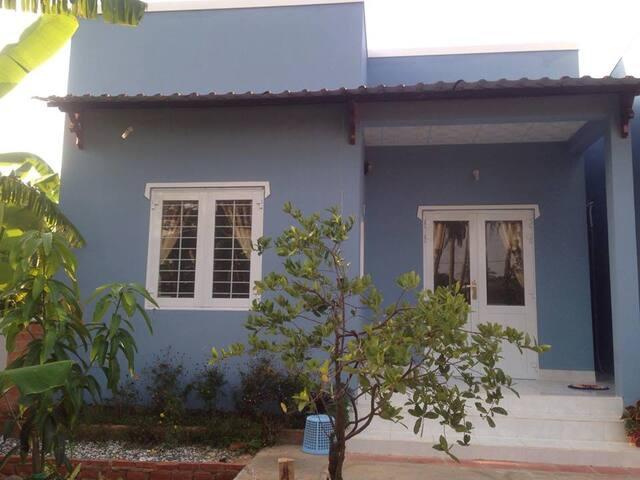 Blue house - Phan Thiet