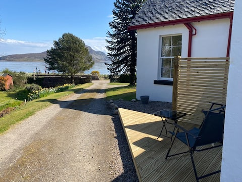 Lamlash- Self catering accommodation with seaviews