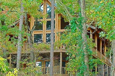 Ozark Mountain Paradise - Greers Ferry Lake