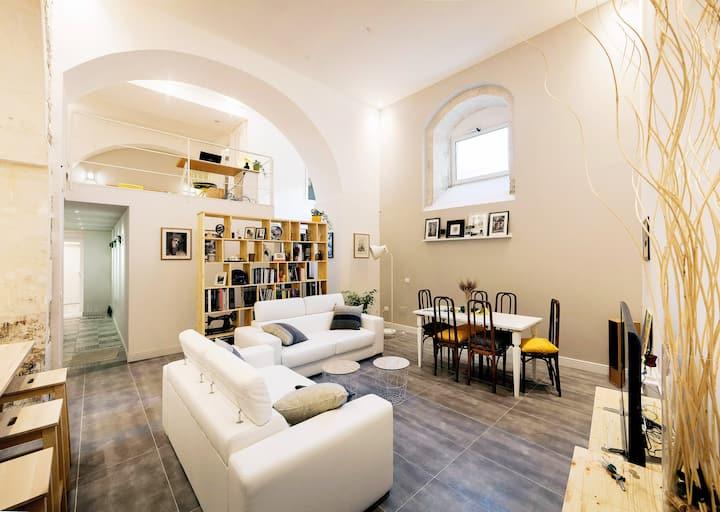 Heritage Loft  - Ortigia