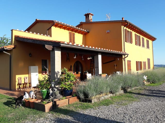 """I Grandi Olistici"" Pet Friendly Apartment & Pool"