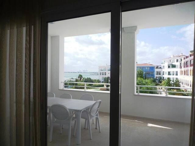 Limassol Marina Nereids 2br Flat