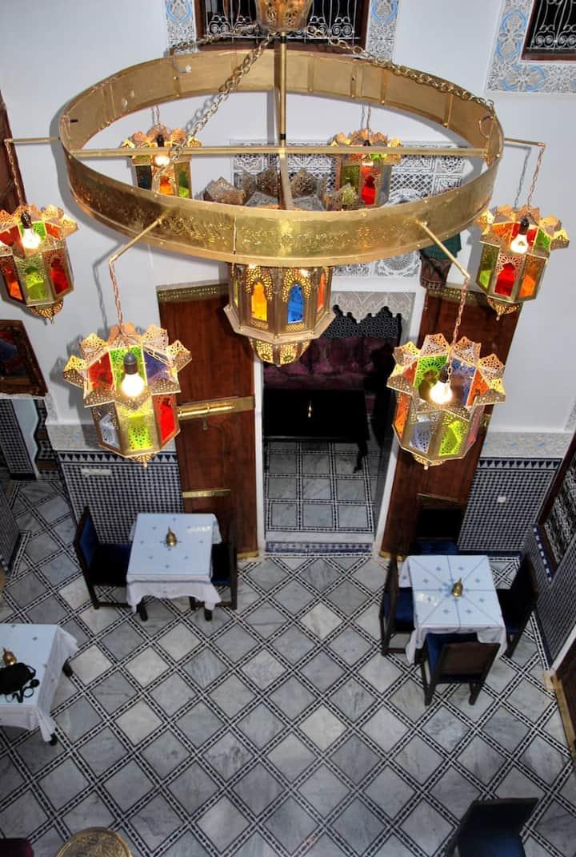 Riad Rasia Chambre double