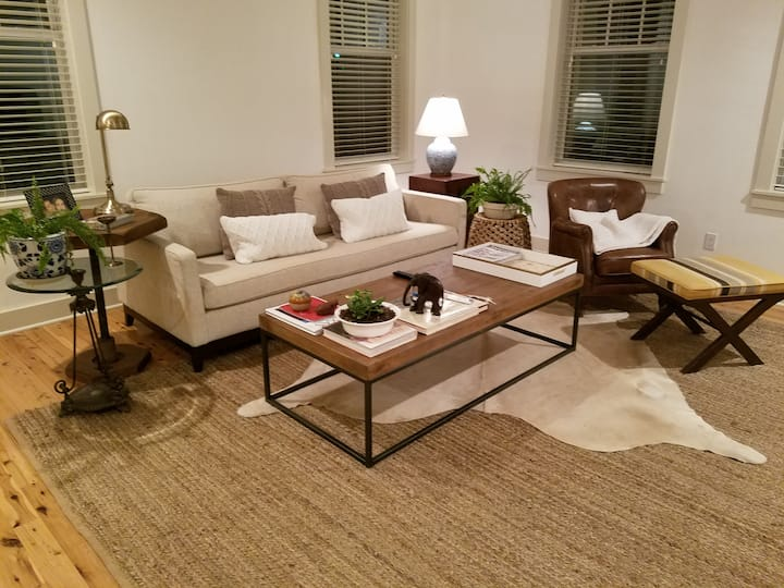 Charming stay in downtown