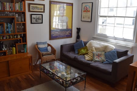 Own Entrance Patio Flat just by the Beach in Hove - Brighton and Hove - Διαμέρισμα