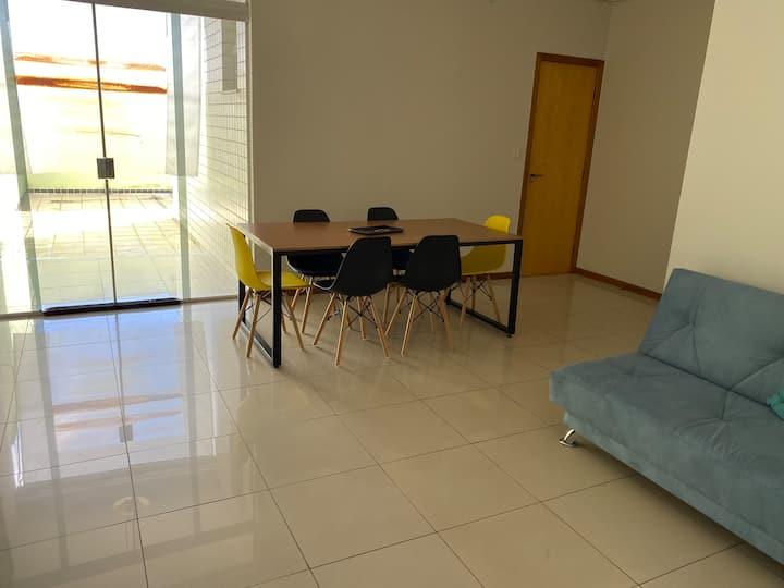Mineirão/Aeroporto/UFMG/Lagoa da Pampulha