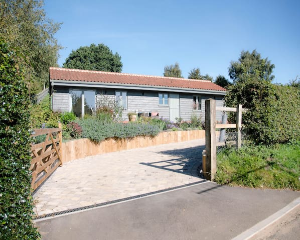 Hill Stables - A Beautiful retreat in lower Ufford