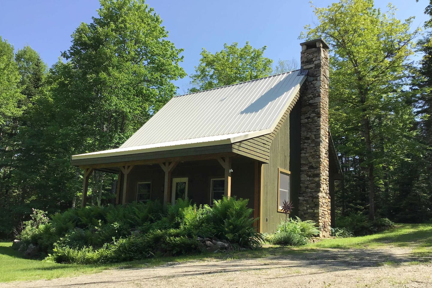 Relax, retreat, and unwind in nature...experience Bear Cub Cabin!
