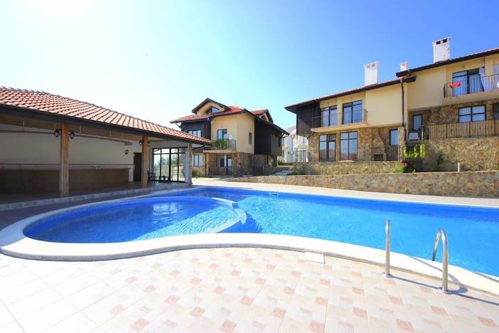 2 bedrooms, Sunny Hill 2B, Villa - Kosharitsa - Talo