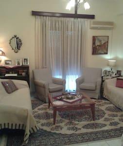 Cozy apartment, central, 3' metro - Egaleo - Lägenhet