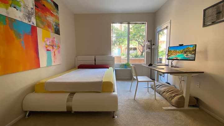 1 or 2 bedrooms available in 2bed/2bath apartment