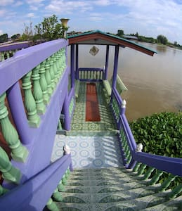 2B Entire Upper House by the river - Bang Pa-in District