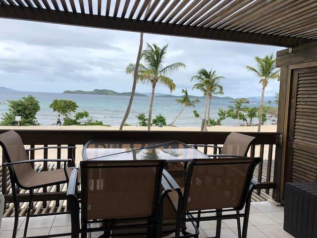 LA BELLA VISTA Sapphire Beach Resort On the Water!