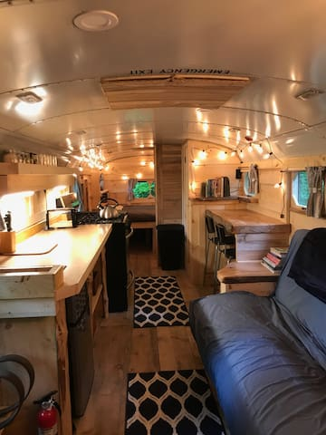 The Happy Camper Bus
