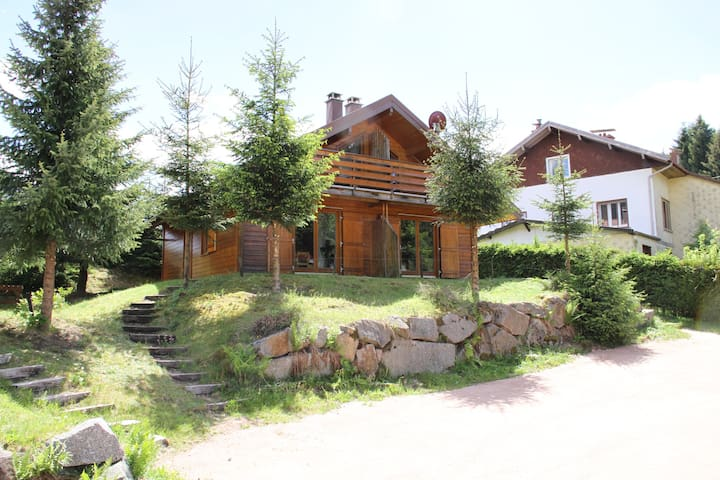 Logement dans CHALET - Aconit  à Xonrupt - Xonrupt-Longemer - Apartment