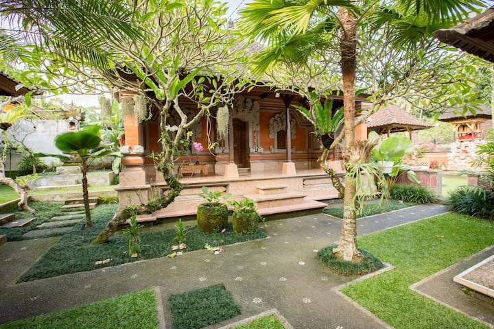 Authentic Balinese House