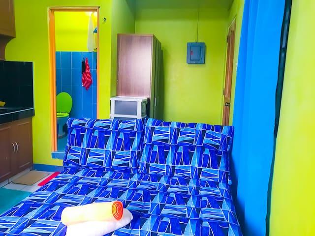 Your Private Spacious Studio in Taguig, Manila