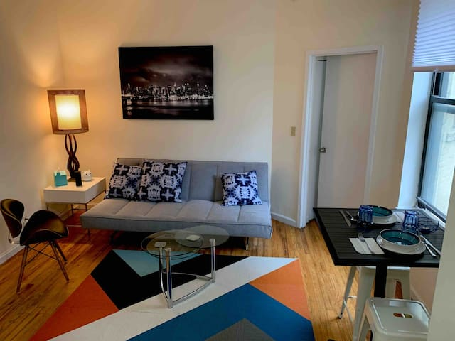 Modern Gramercy Park/NoMad Flat near Union Square