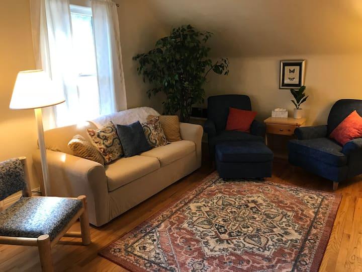 Convenient & Comfortable Apartment