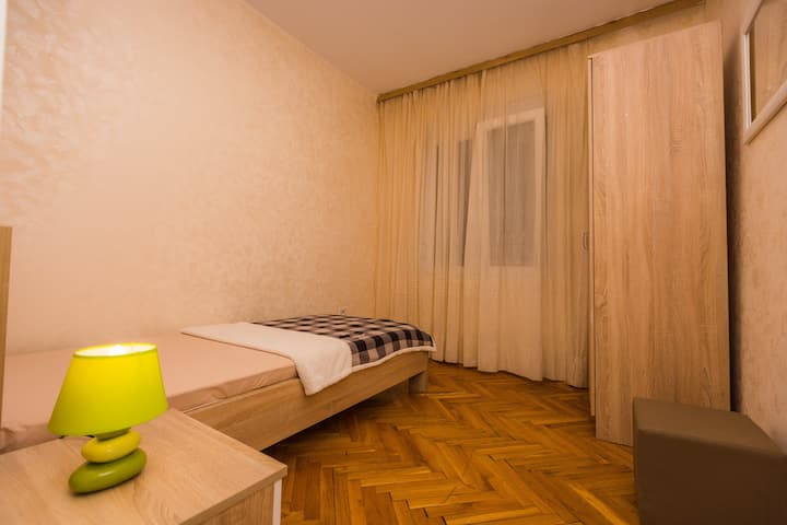 Single studio room