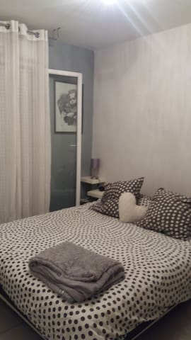 Grand T2 récent - Marselha - Apartamento