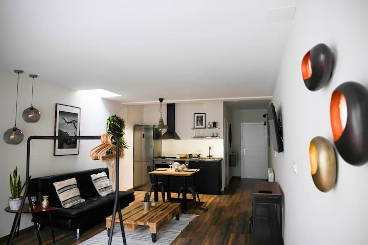 Nuevo apartamento en el corazón de Vigo,
