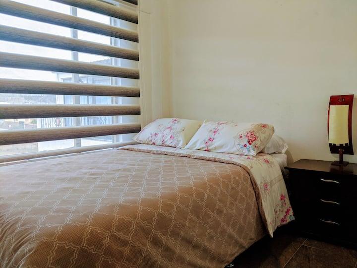 Casa GO. Agradable habitación doble privada