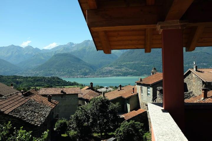 Casa Pace - relax tra lago e montagna