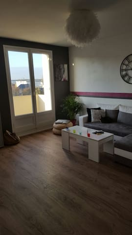 Chambre à louer - Angers - Wohnung