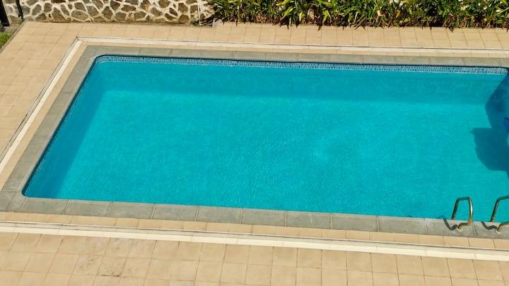 Beach Apartments Mauritius - PAC First Floor Apt A