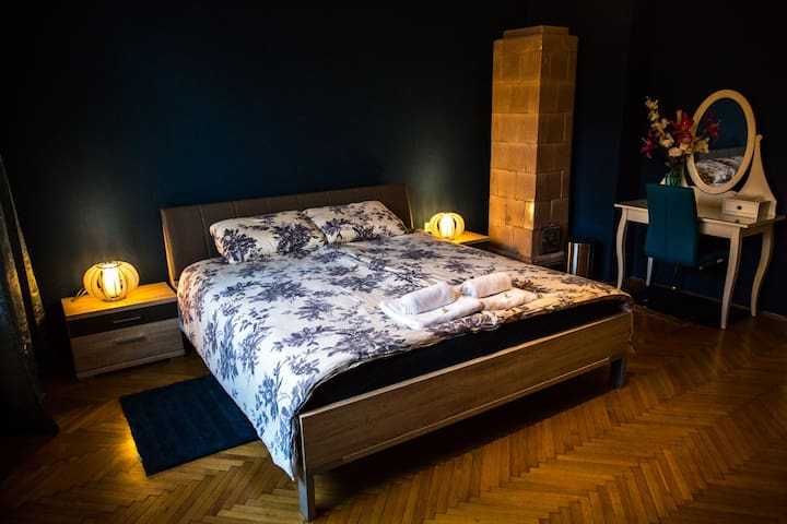 Cozy apartment in ♥ of Maribor ☂ big terrace