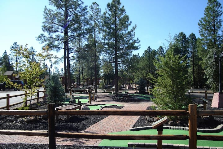 PVC at The Roundhouse Resort - Two Bedroom Cabin - DRI