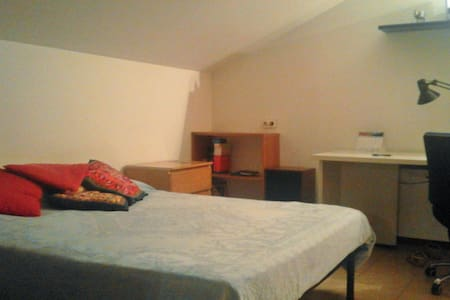 BIG ROOM FOR SINGLE/A COUPLE - Apartemen