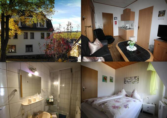 Small Apartment Ebert&Green