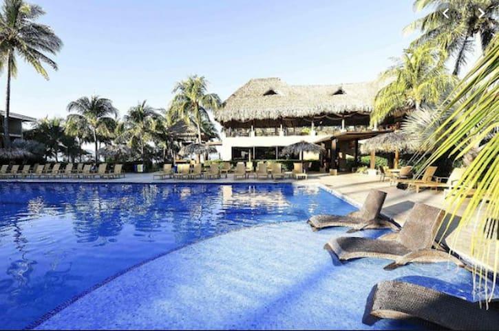 ocean view suite, margarita ville hotel