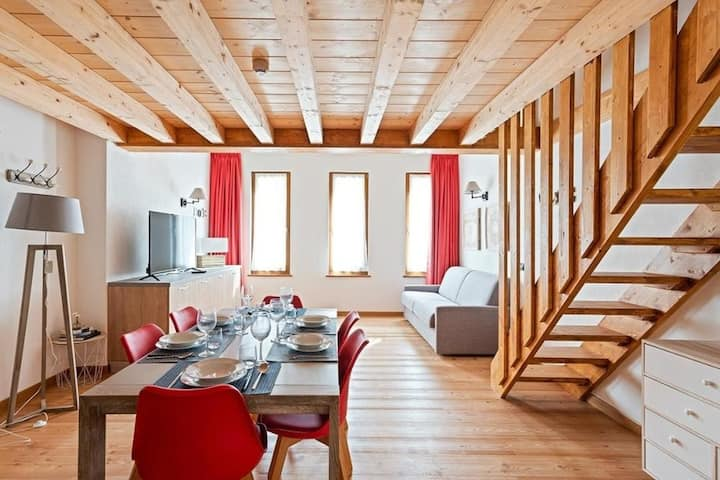 Bieltschuken - Cozy 2bdr in Gressoney St. Jean