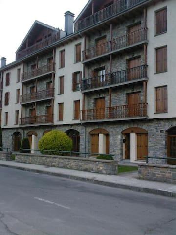 Biescas, valle de Tena - Biescas - Apartament