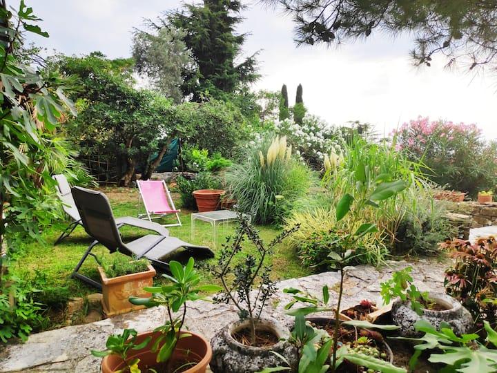House Botanica - stunning garden & view
