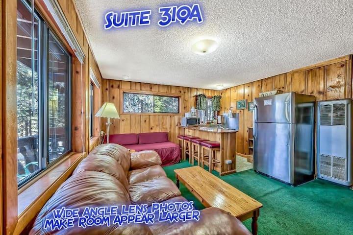 Pine Cone Resort Suite 319A