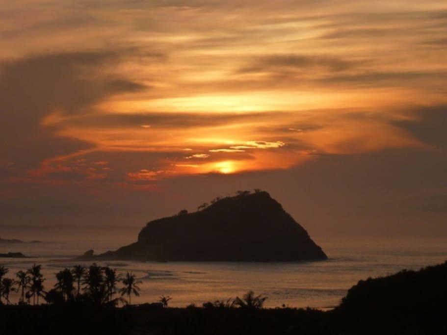 Areguling Sunrise